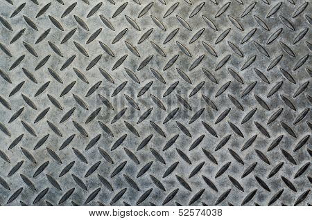 grey metal pattern background
