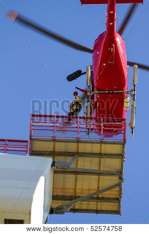 Helicopter Hoist