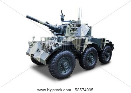 Vintage Military Tank