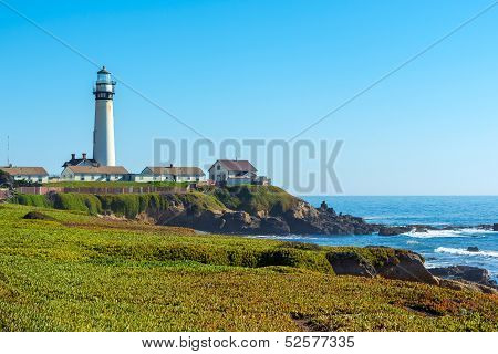 Pigeon Point Lighthouse, California.