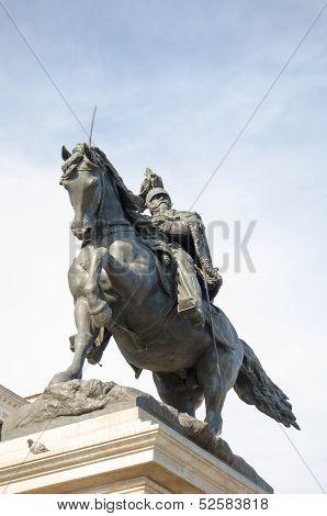 Vittorio Emanuele II Monument, Venice