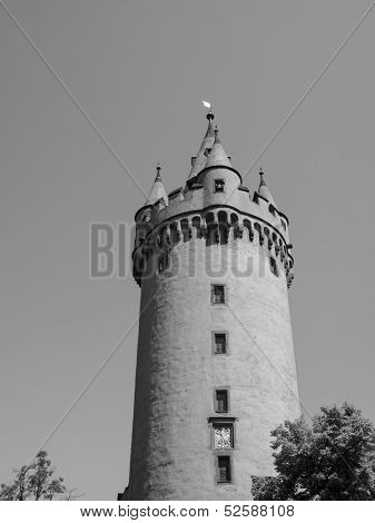 Eschenheimer Turm, Frankfurt