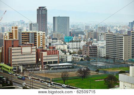 Osaka city