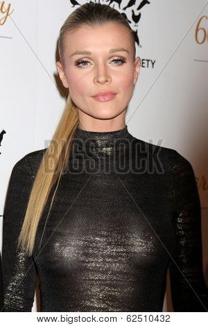 LOS ANGELES - MAR 29:  Joanna Krupa at the Humane Society Of The United States 60th Anniversary Gala at Beverly Hilton Hotel on March 29, 2014 in Beverly Hills, CA