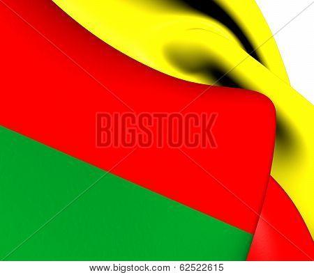 Flag of Western Kurdistan