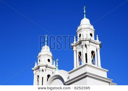 Elaborate Church Steeples