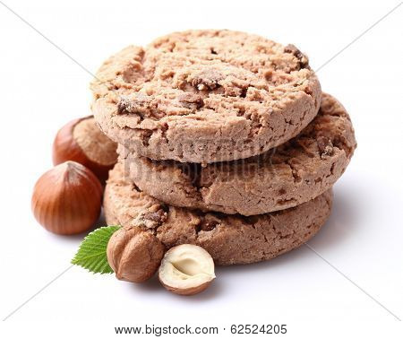 Hazelnuts cookie
