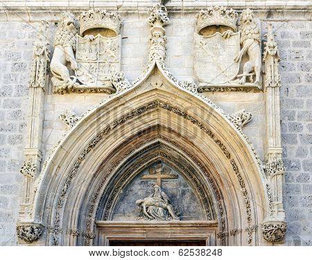 Charterhouse Of Miraflores, Burgos, Spain