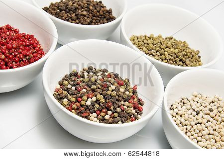 Pepper Bowls
