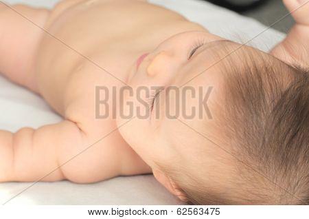 Newborn Baby Like A Doll