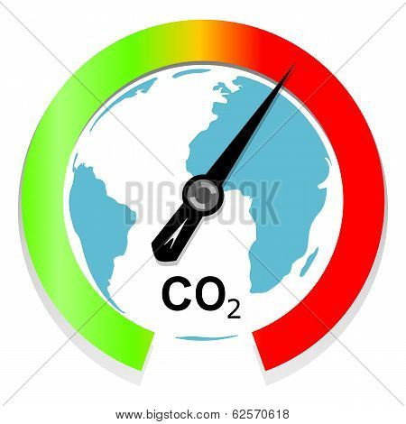 Climate Change And Global Warming Concept