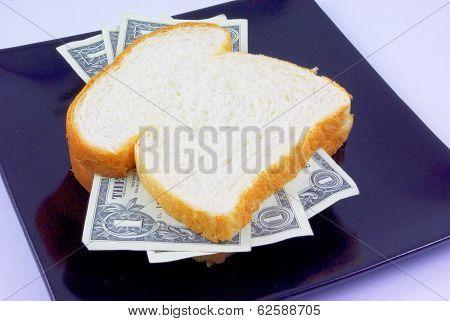 Money Sandwich