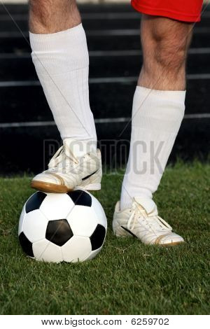 Legs With Ball