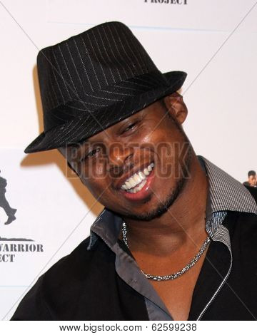 LOS ANGELES - MAR 31:  Walter Jones at the LA Ballroom Studio Grand Opening at LA Dance Studio on March 31, 2014 in Sherman Oaks, CA