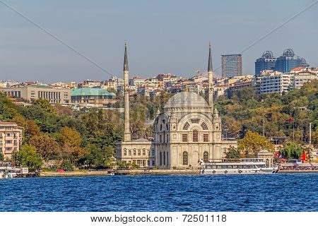 Dolmabahce Mosque