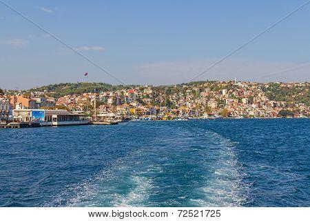 Sariyer - part of Istanbul
