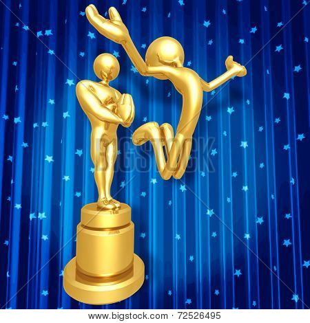 Jump For Joy Film Award Winner