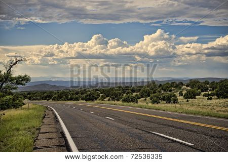 Arizona Highway, Monsoon Season