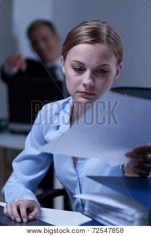 Bullied Employee