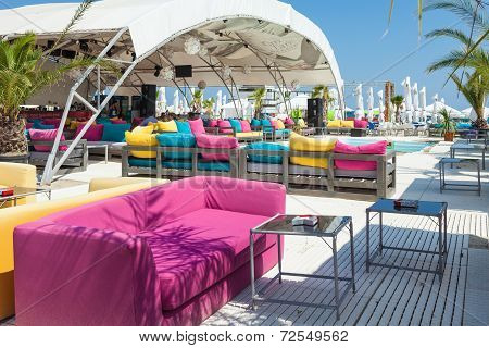 Tan Tan Beach Summer Club Mamaia Romania
