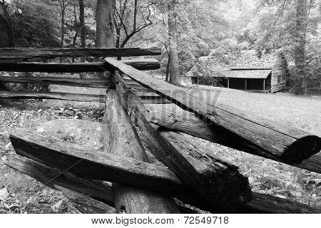 Noah Ogle Cabin