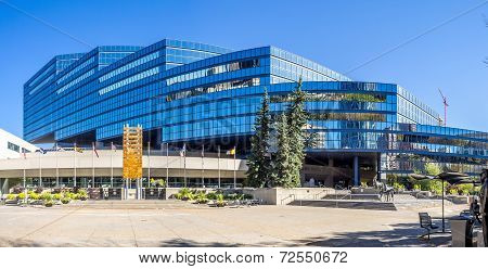 city hall in Calgary