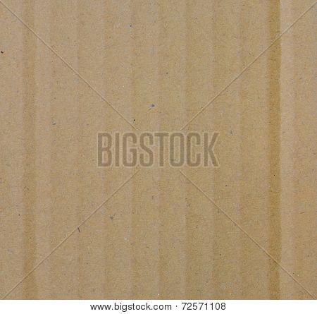 Corrugated Cardboard Paper Background