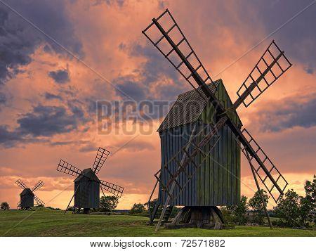 Windmill Nostalgia