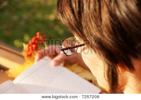 Student Closeup