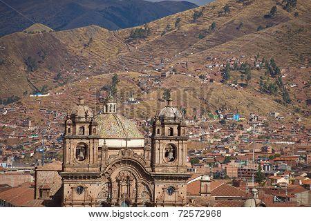 Iglesia de la Compania in Cusco