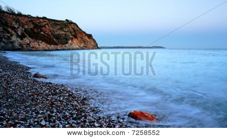 St. Austell Beach