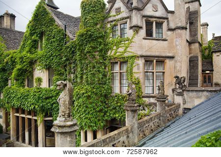 Castle Combe, luxury hotel and golf club