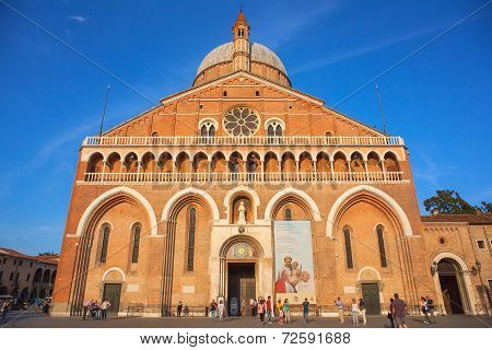 The Pontifical Basilica Of Saint Anthony Of Padua