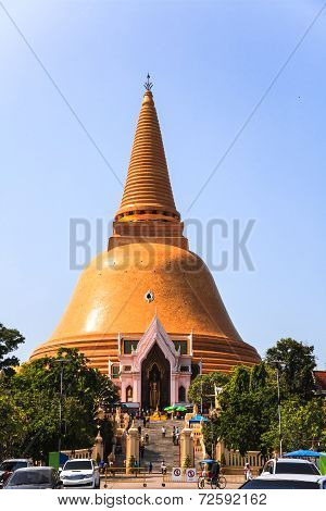 Biggest Pagoda In Thailand
