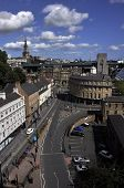 pic of tyne  - Photograph taken on a beautiful day of Newcastle upon Tyne close to the Quayside - JPG