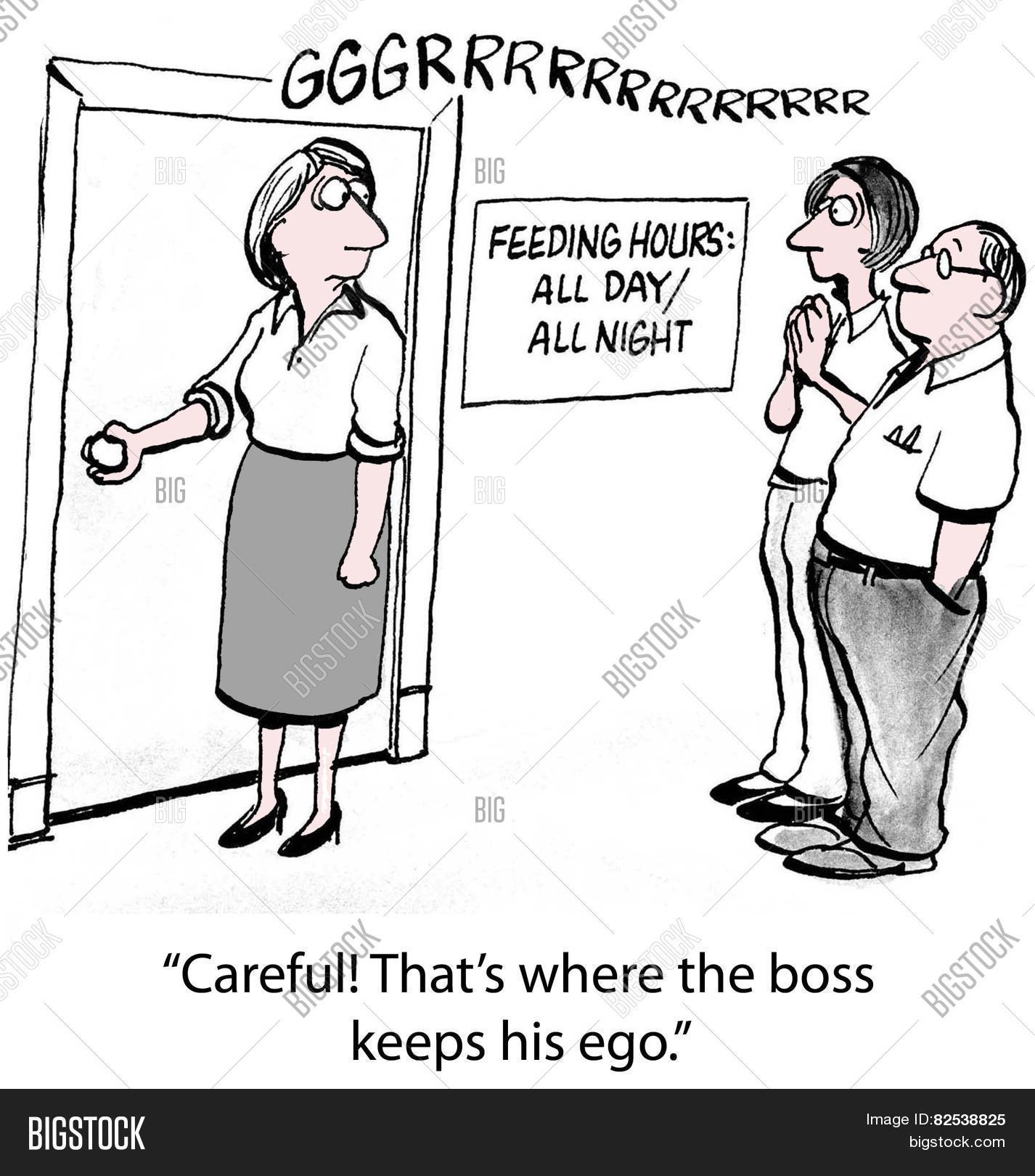 Boss Ego Image & Photo