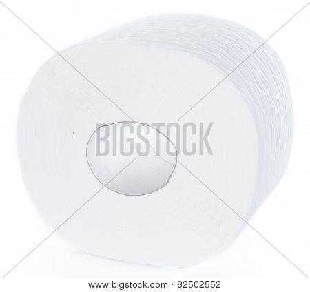 Toilet Paper (over White)