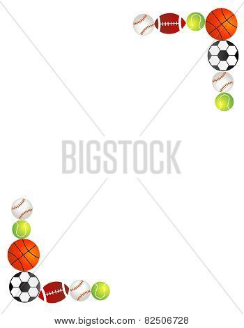 Sport Balls Corner