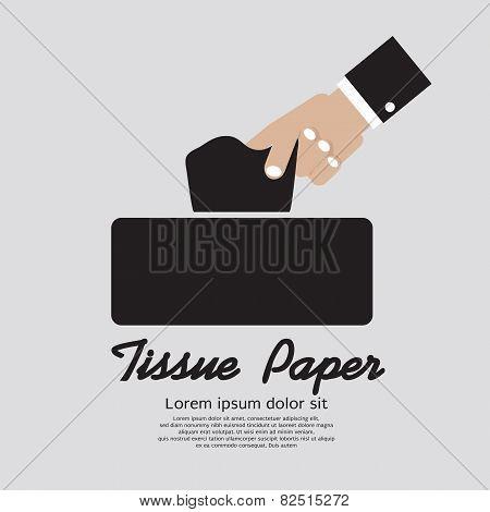 Tissue Paper.