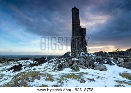 Tower On The Moors