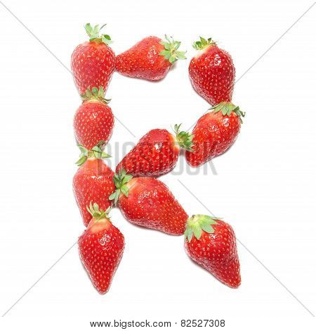 Strawberry Health Alphabet