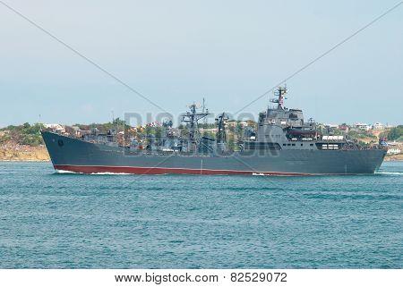 Russian Warship