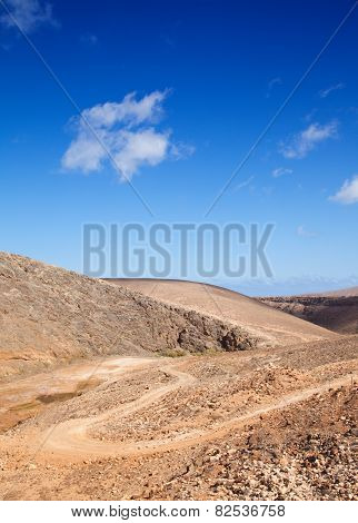 Inland Fuerteventura, Canary Islands