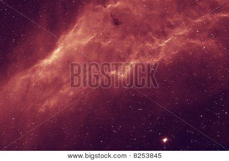 Hydrogen Emission Nebula