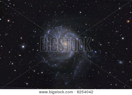 Spigal Galaxy (m101