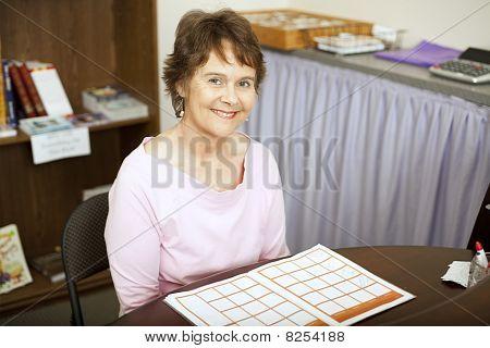 Front Desk Worker