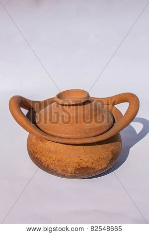 Pottery Clay Pot