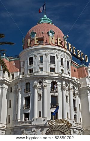 City Of Nice - Hotel Negresco