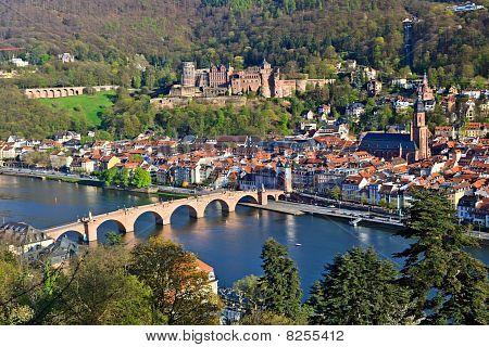 Heidelberg em Primavera