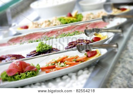 ALAD BUFFET BAR